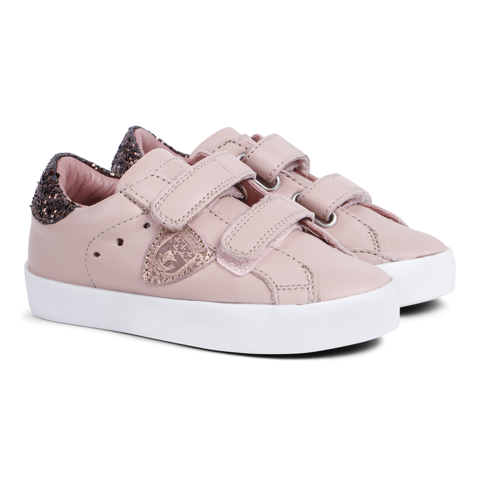 Philippe Model Baby Velcro Sneakers in