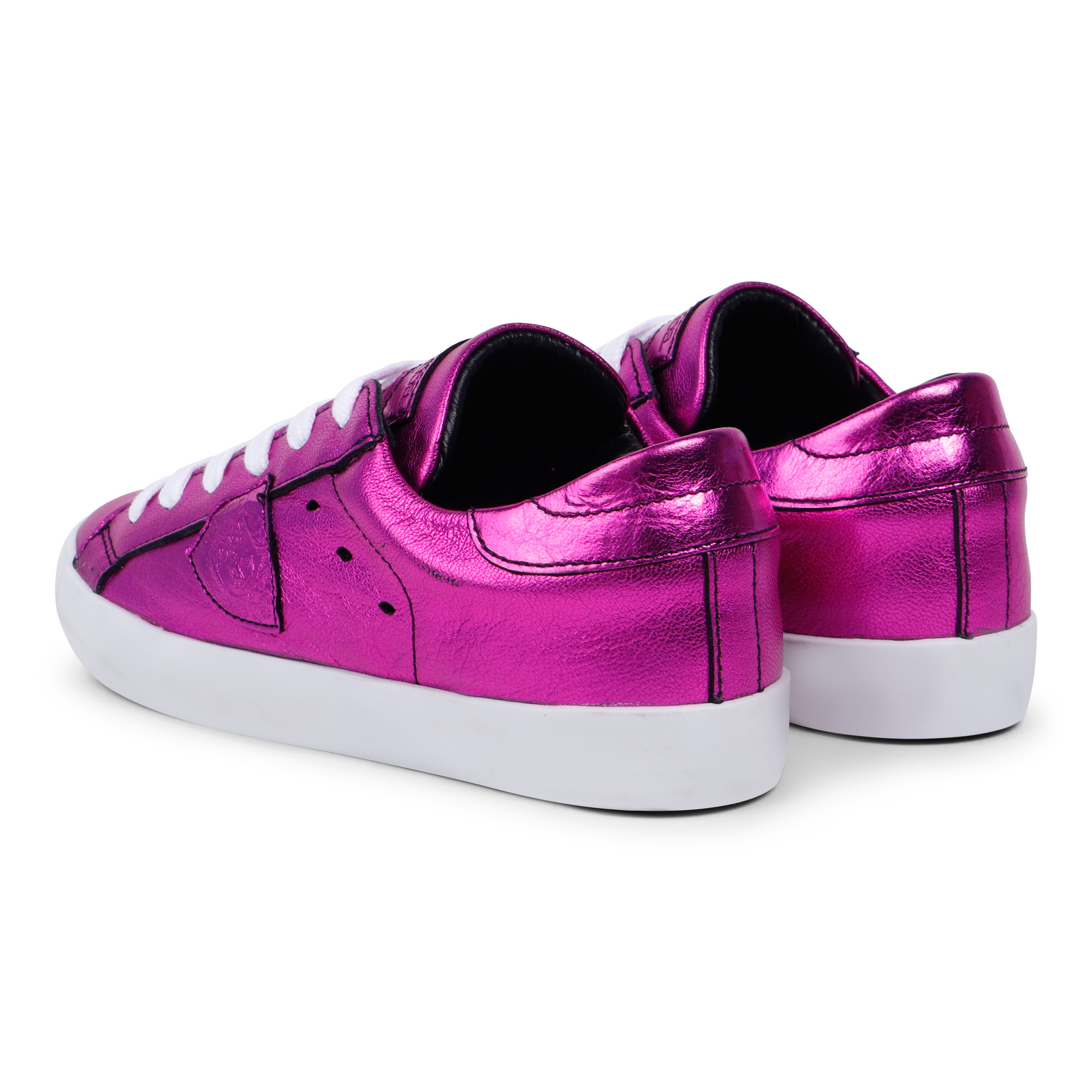 Philippe Model Girls Leather Sneakers