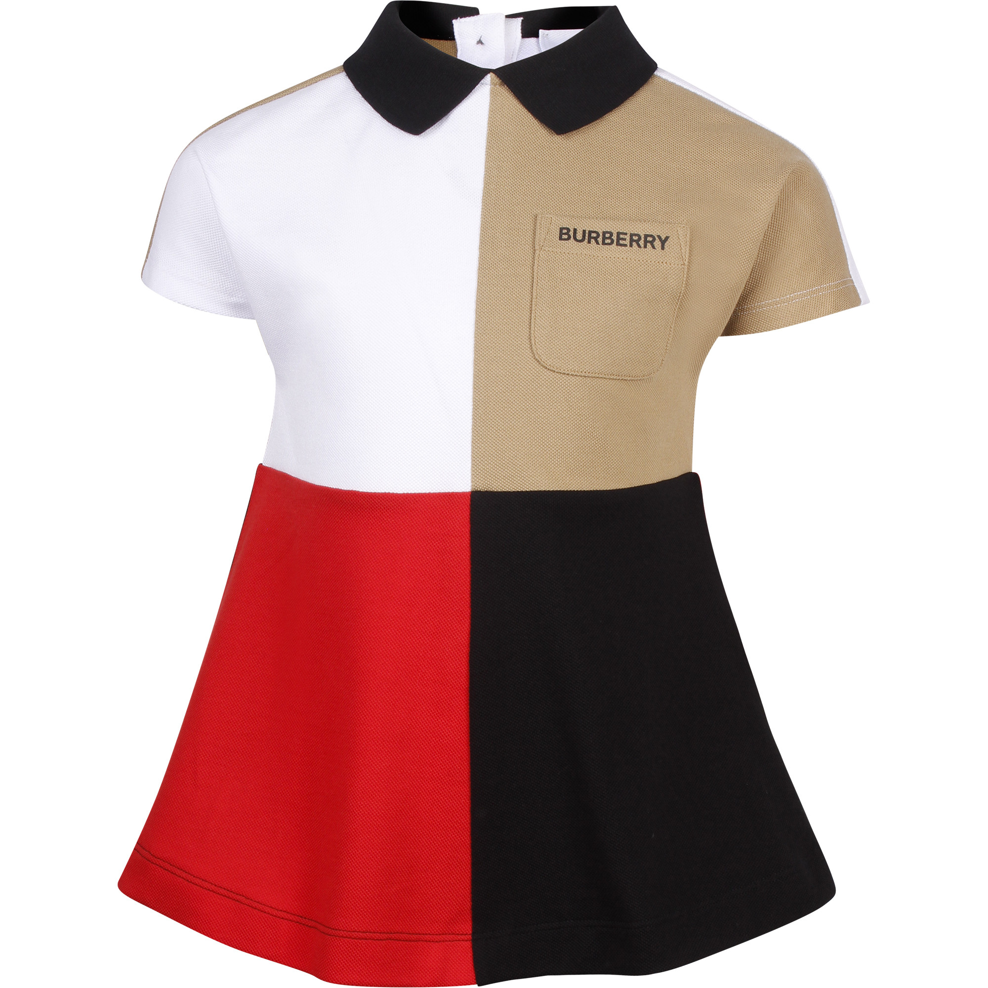 Tommy Hilfiger Colorblock Polo S//S Bambino