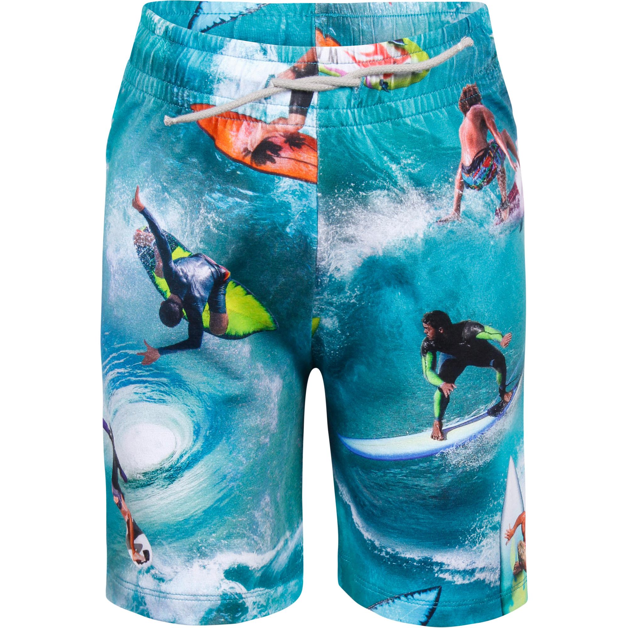 Molo Boys Beach Surf Bermuda Shorts In