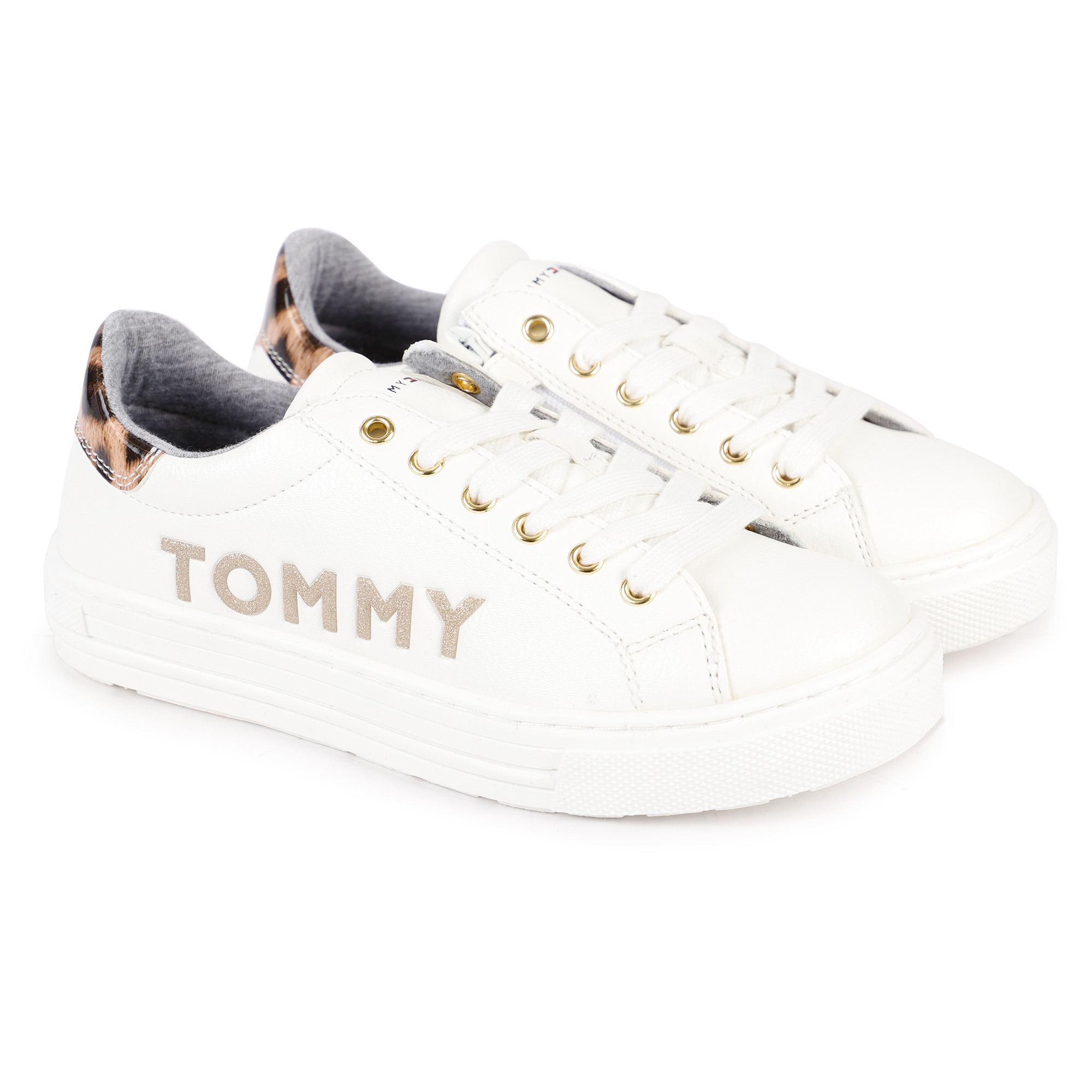 Tommy Hilfiger Logo Casual Sneakers