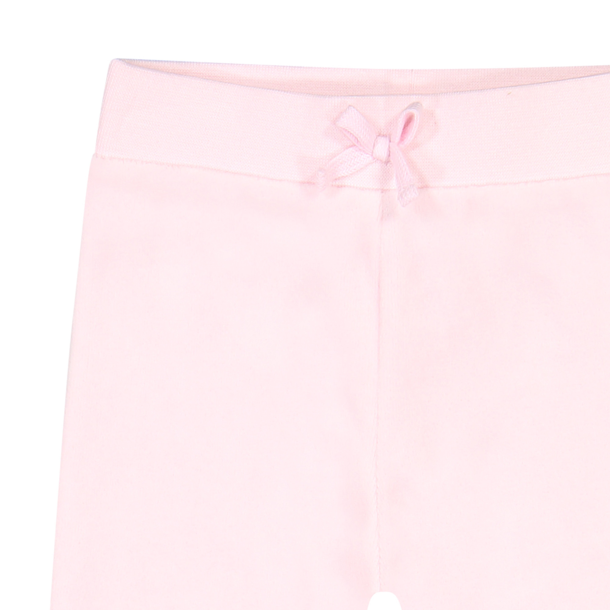 Juicy Couture Baby Velour Tracksuit Set With Ruffles In Pink For Girls Bambinifashion Com