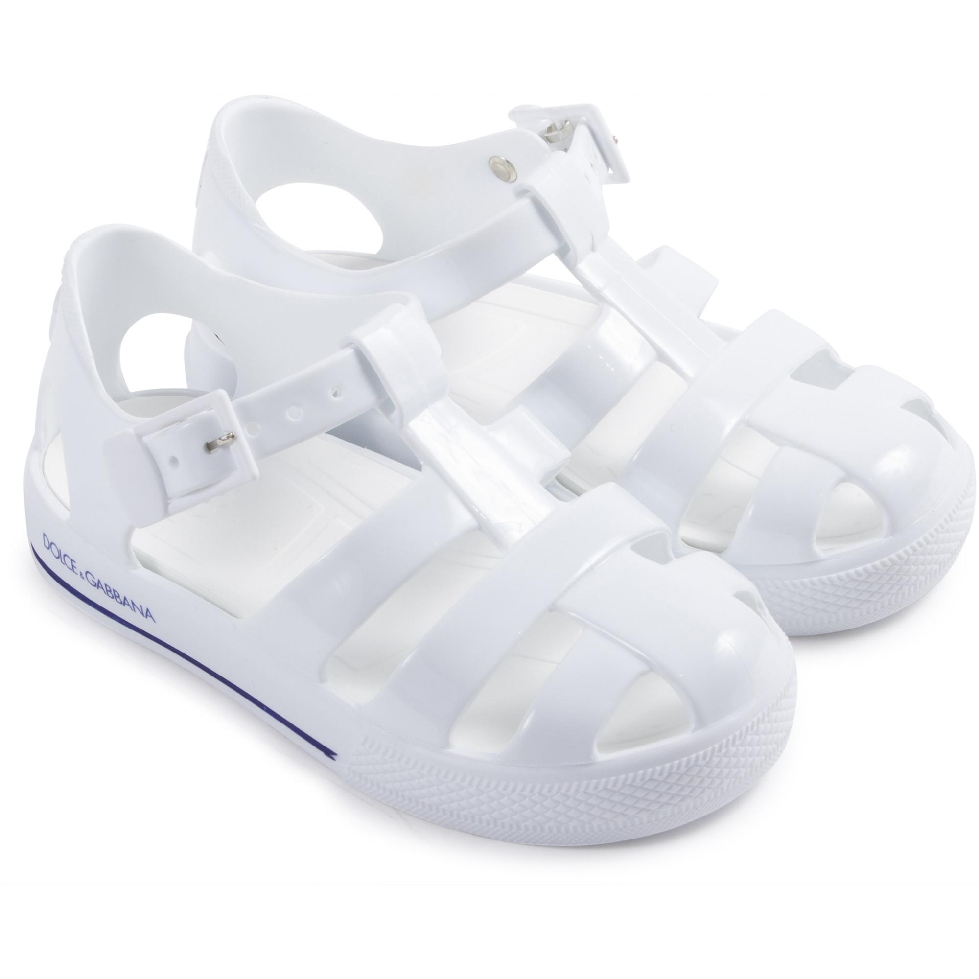 Dolce \u0026 Gabbana - Jelly Sandals in