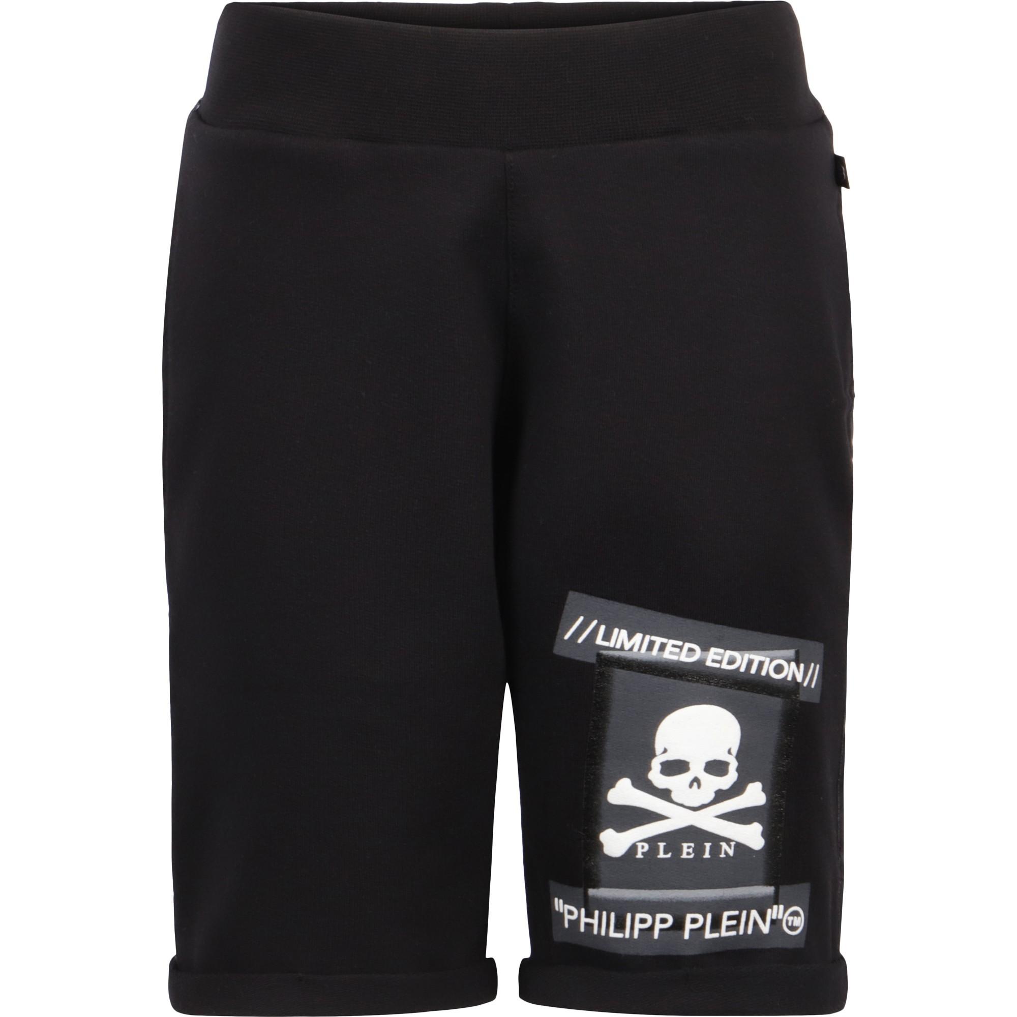 Phillipp plien boys swim shorts black