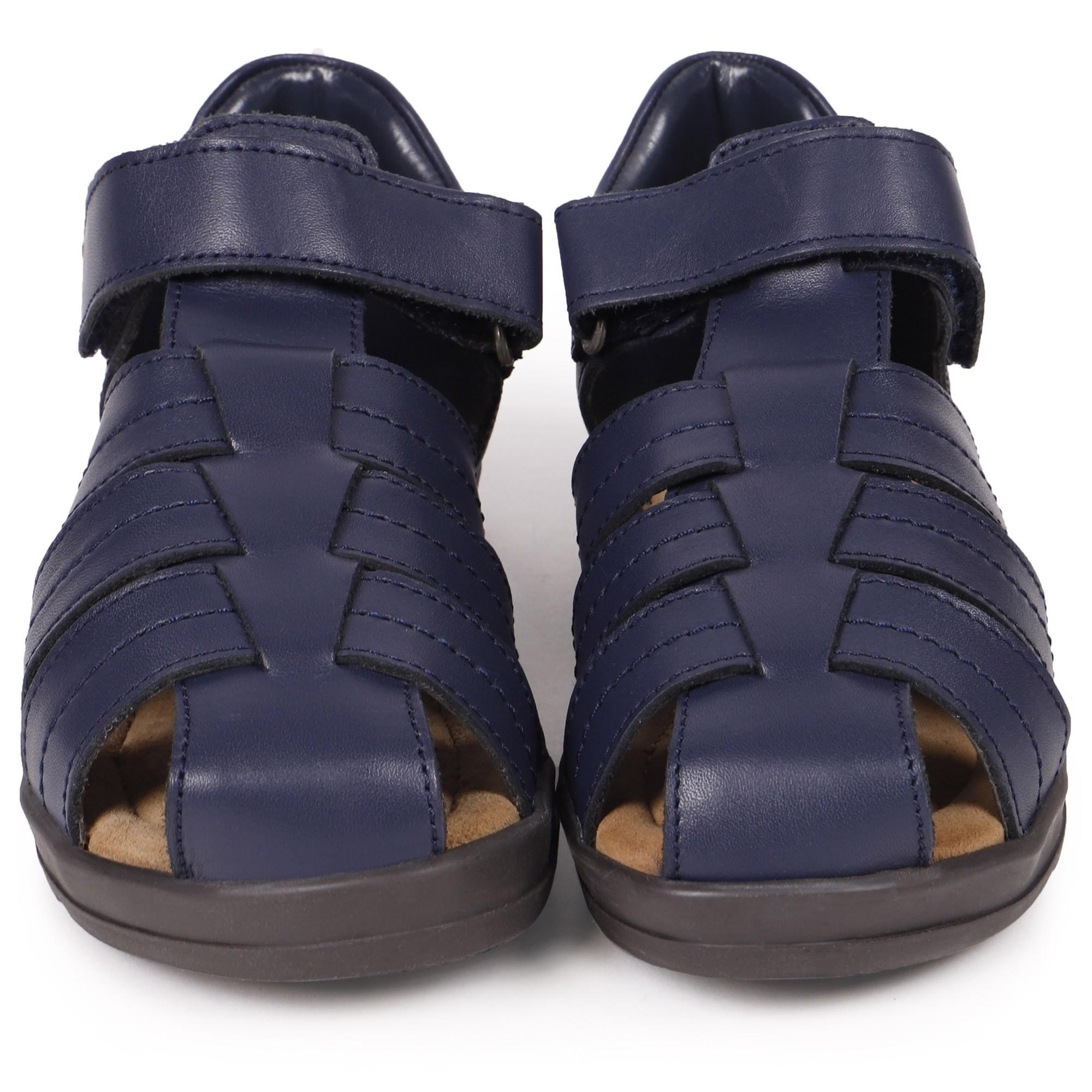 Mens Leather Woven Sandals ~ Mens Dress Sandals