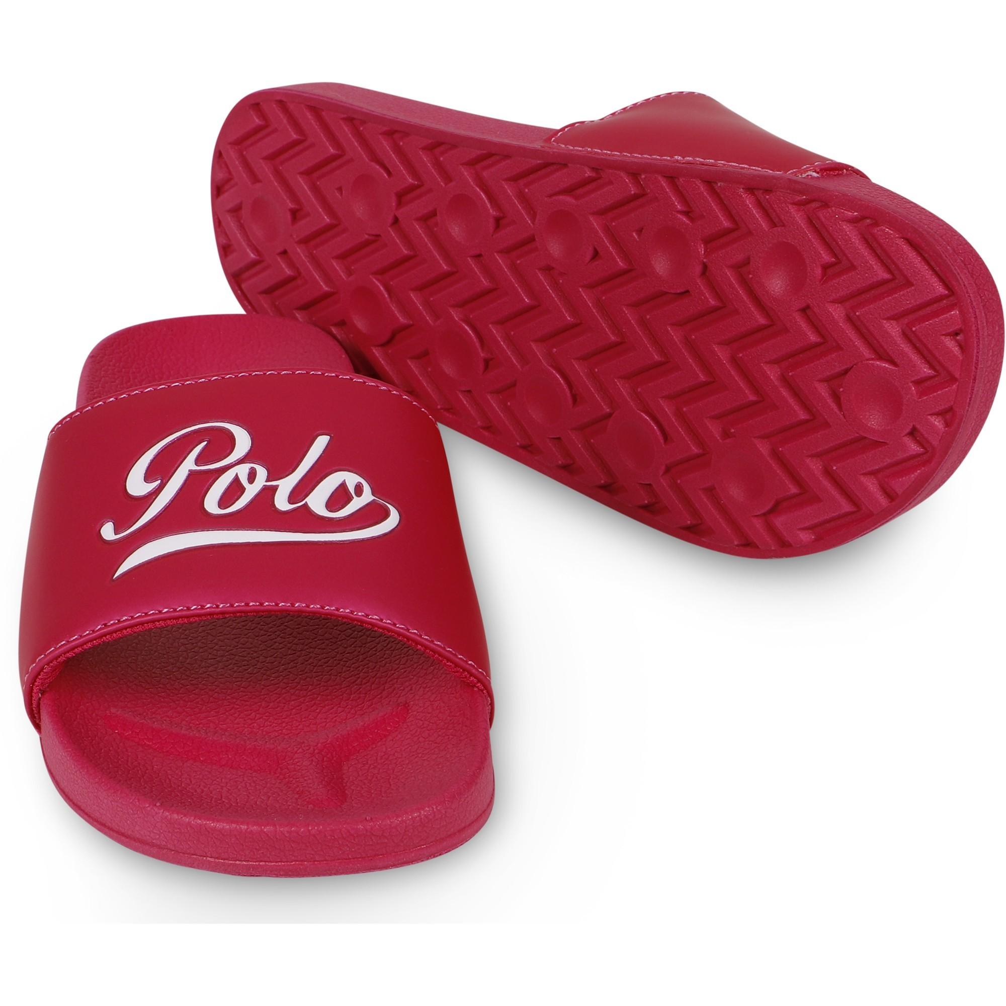 Polo Ralph Lauren Girls Slide \